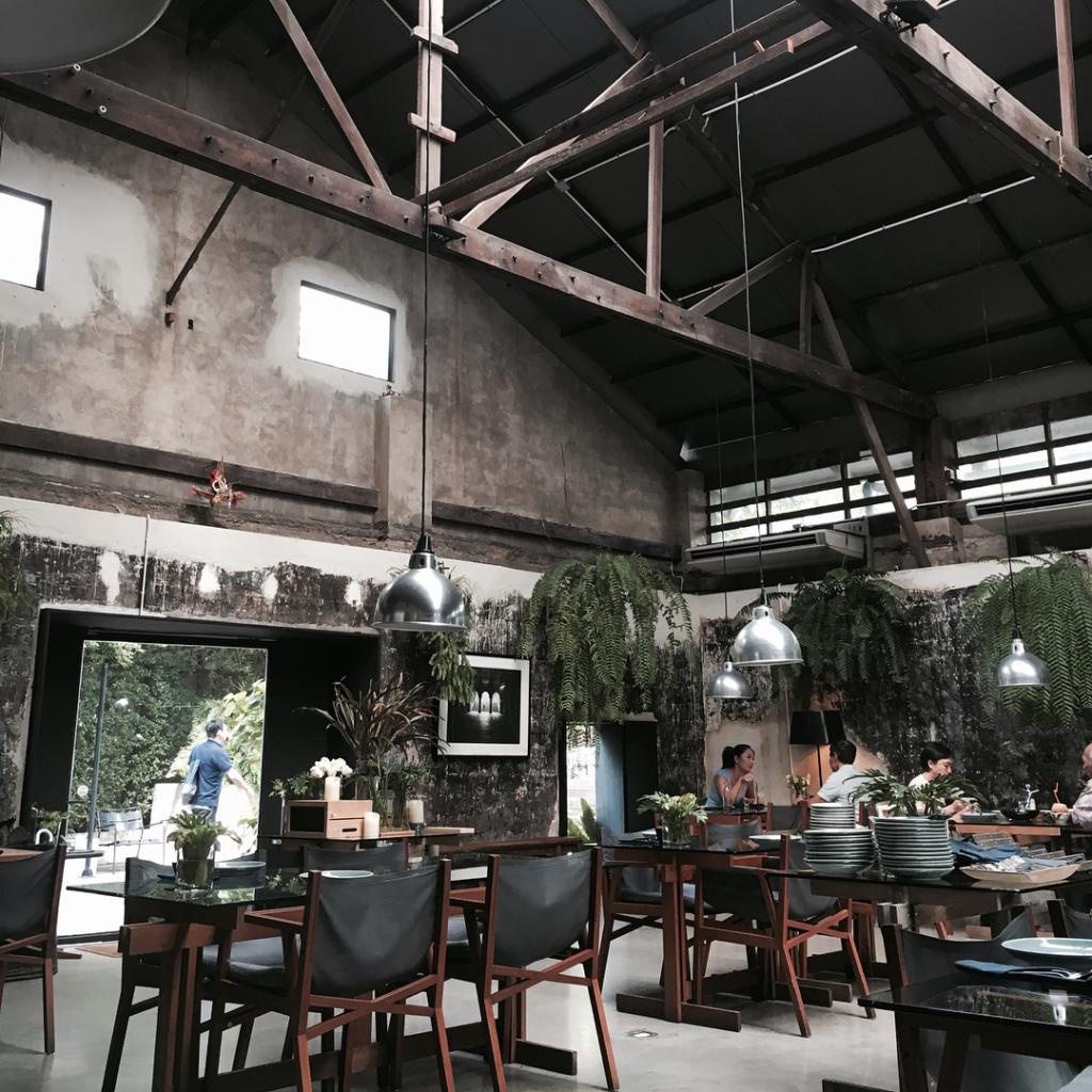 bangkok restaurants the never ending summer
