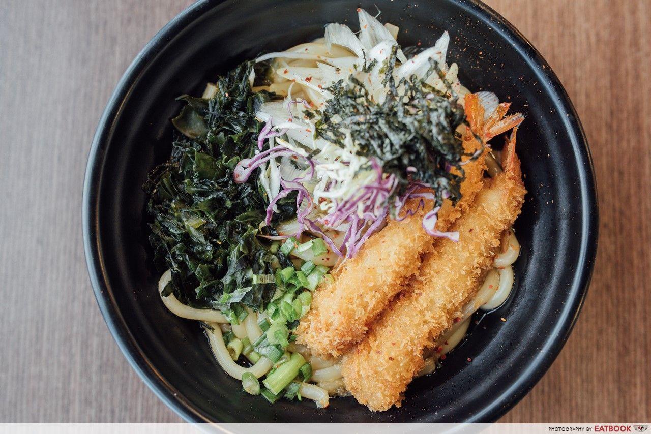 halal japanese restaurants - Hanna's Fusion & Japanese