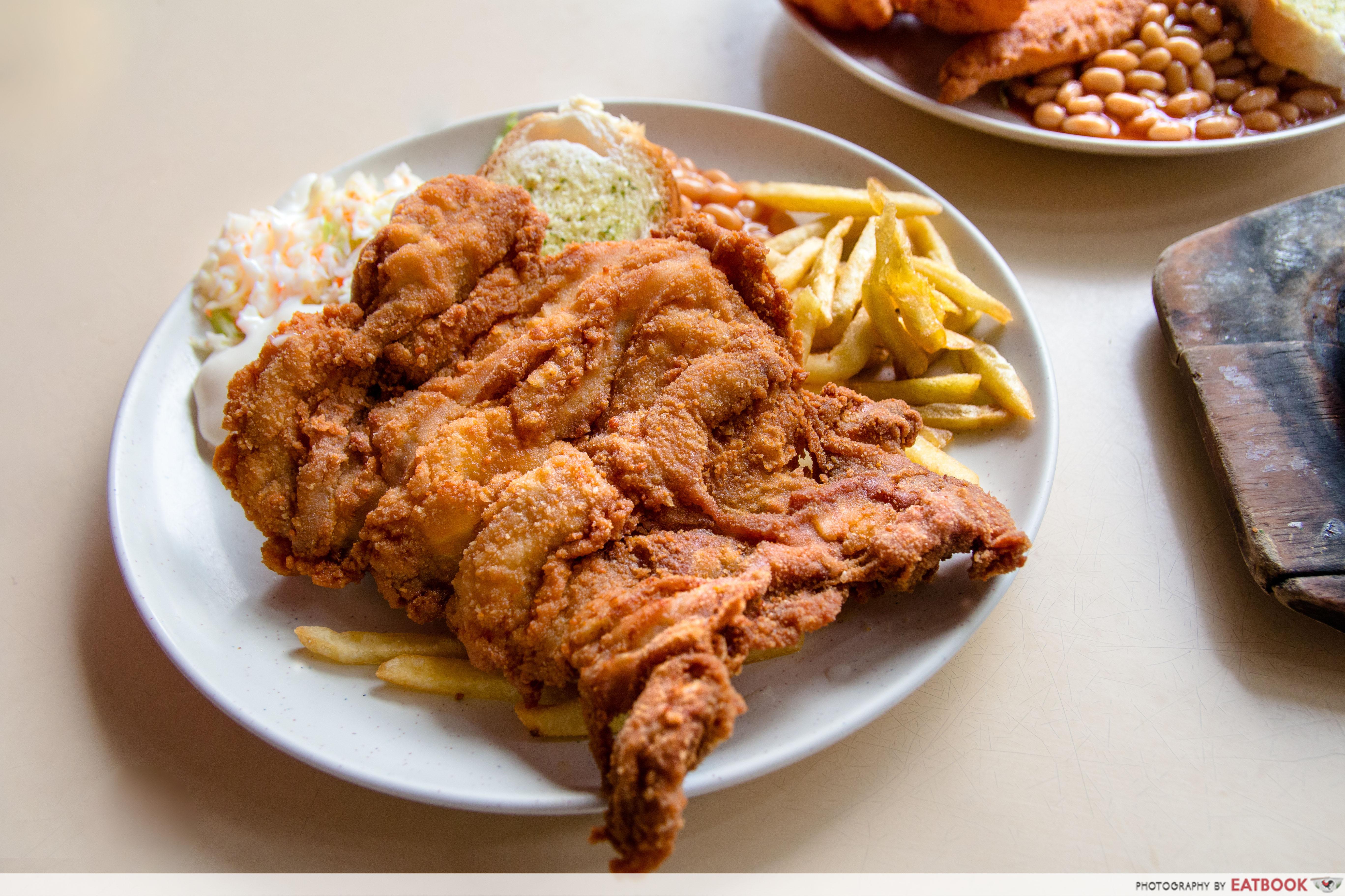 5 Star Corner - Chicken Cutlet