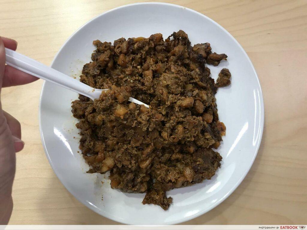 Bendemeer Food Centre - Hai Sheng Carrot Cake (Copy)