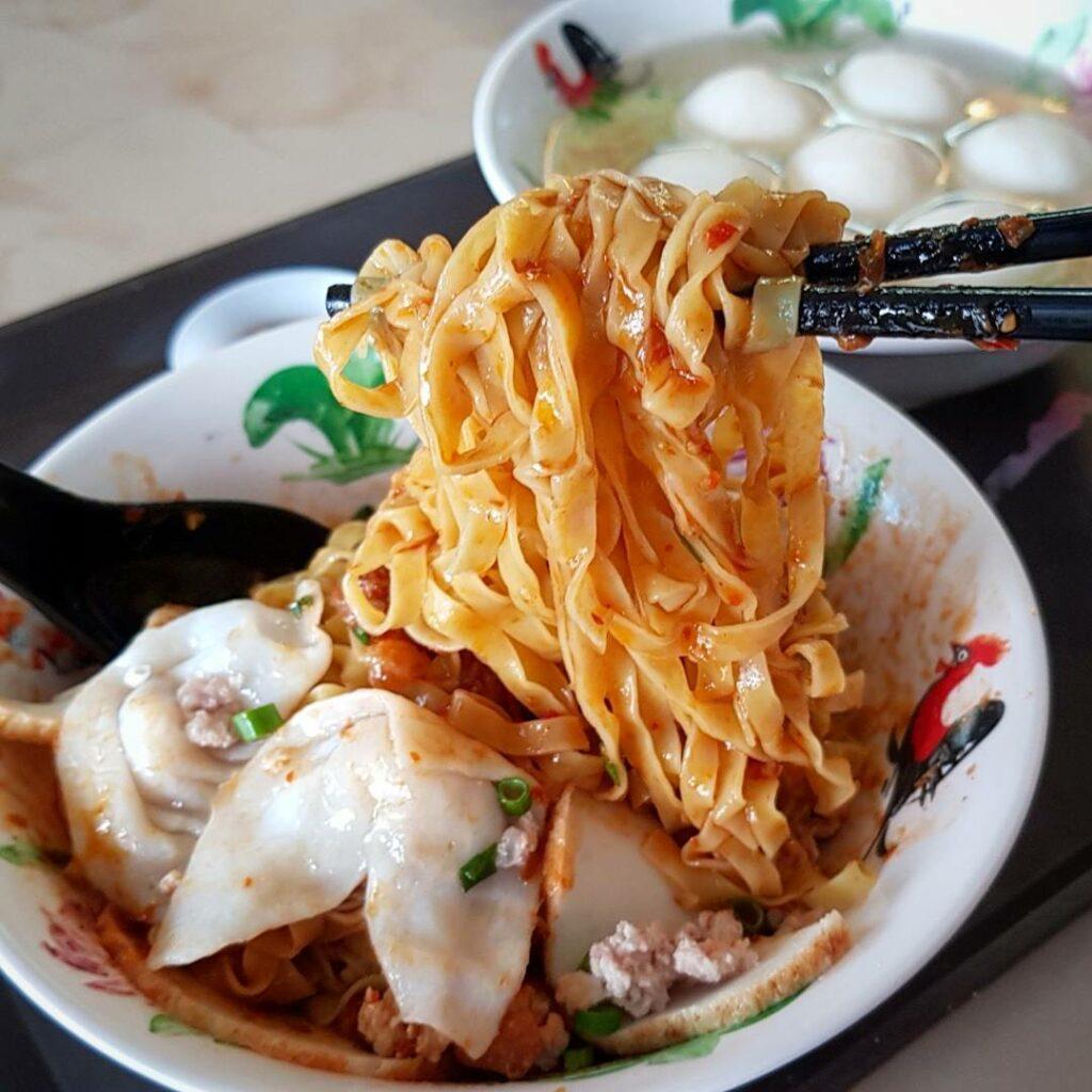 Bendemeer Food Centre - Sichuan Assorted Soup