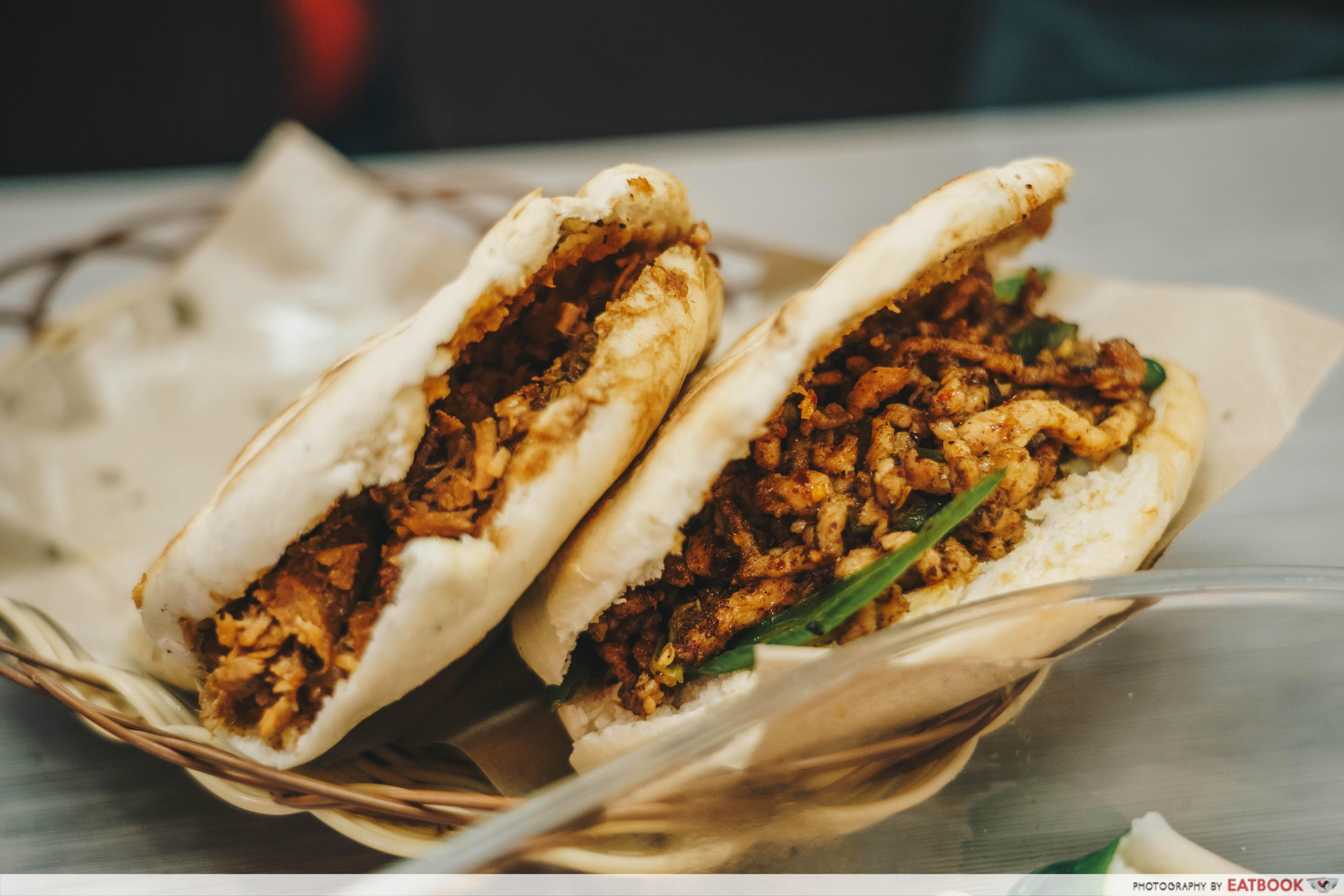 Biang Biang Noodles- Chinese Burgers