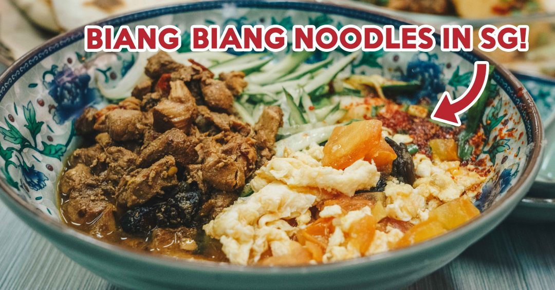 Biang Biang Noodles Xi'an Famous Food-feature image