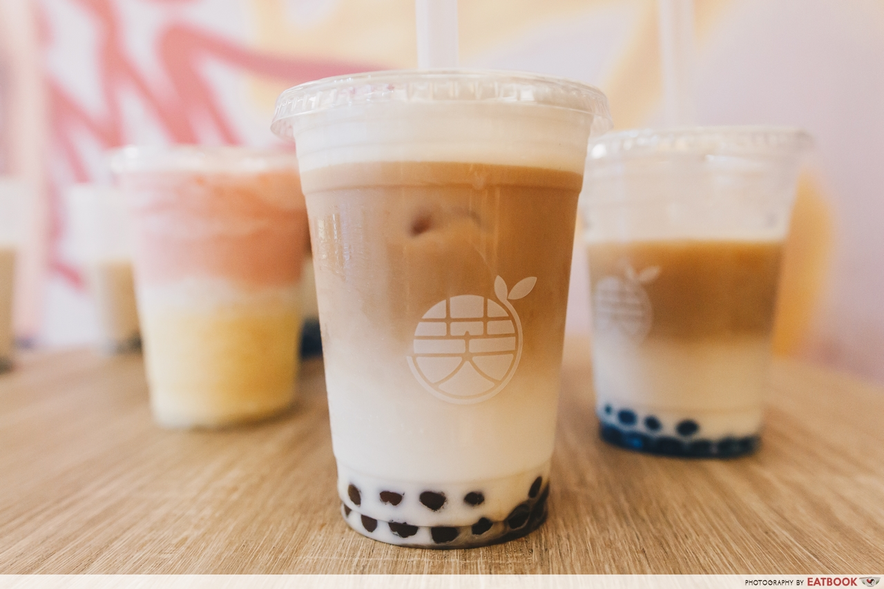Bobii Frutii - Extraordinary Bubble Milk Tea Brown Sugar Bobii