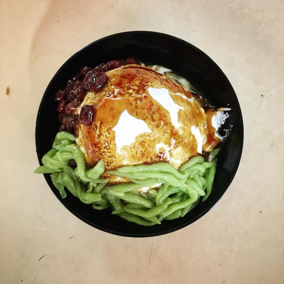 Bukit Timah Food Centre - Nyonya Chendol