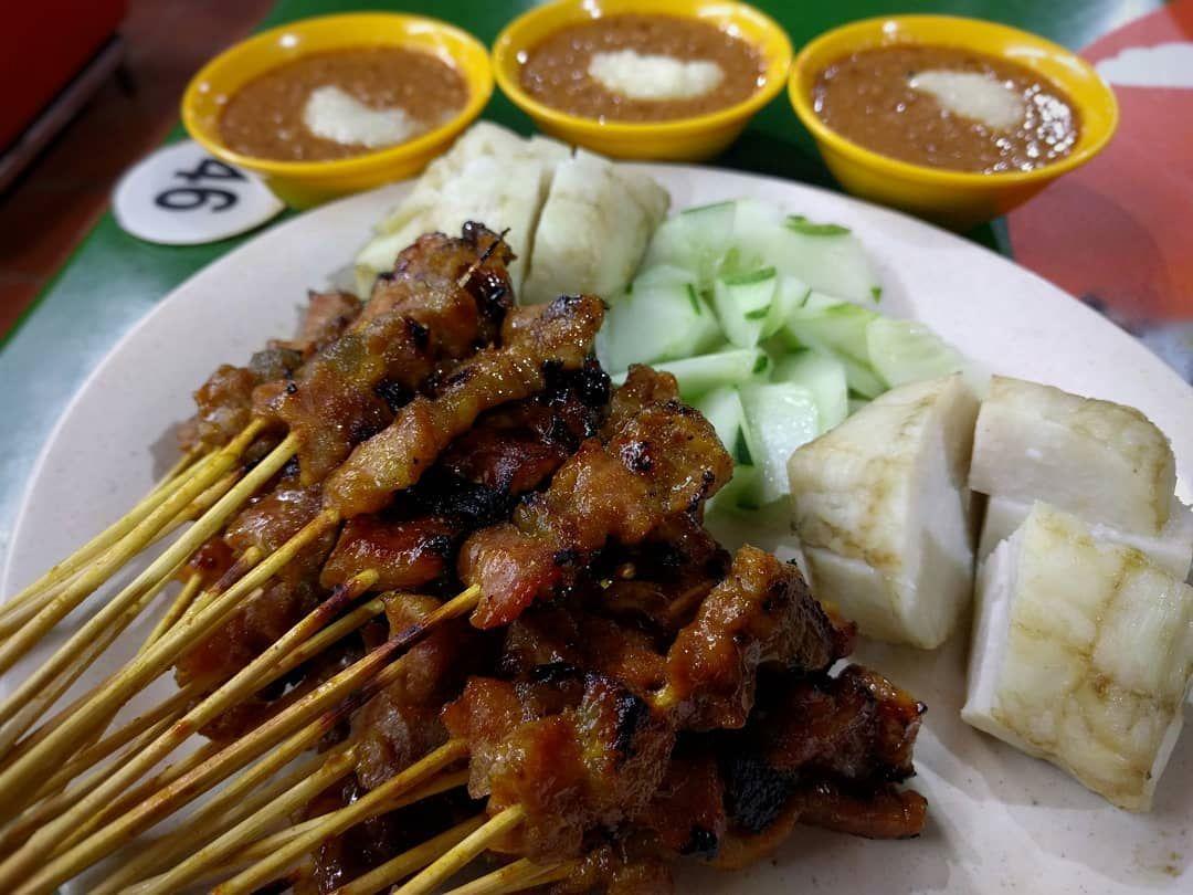 Bukit Timah Food Centre - Yong Seng Satay