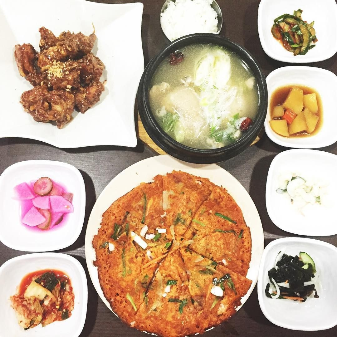 Bukit Timah Korean Restaurants - Ga Ya Geum
