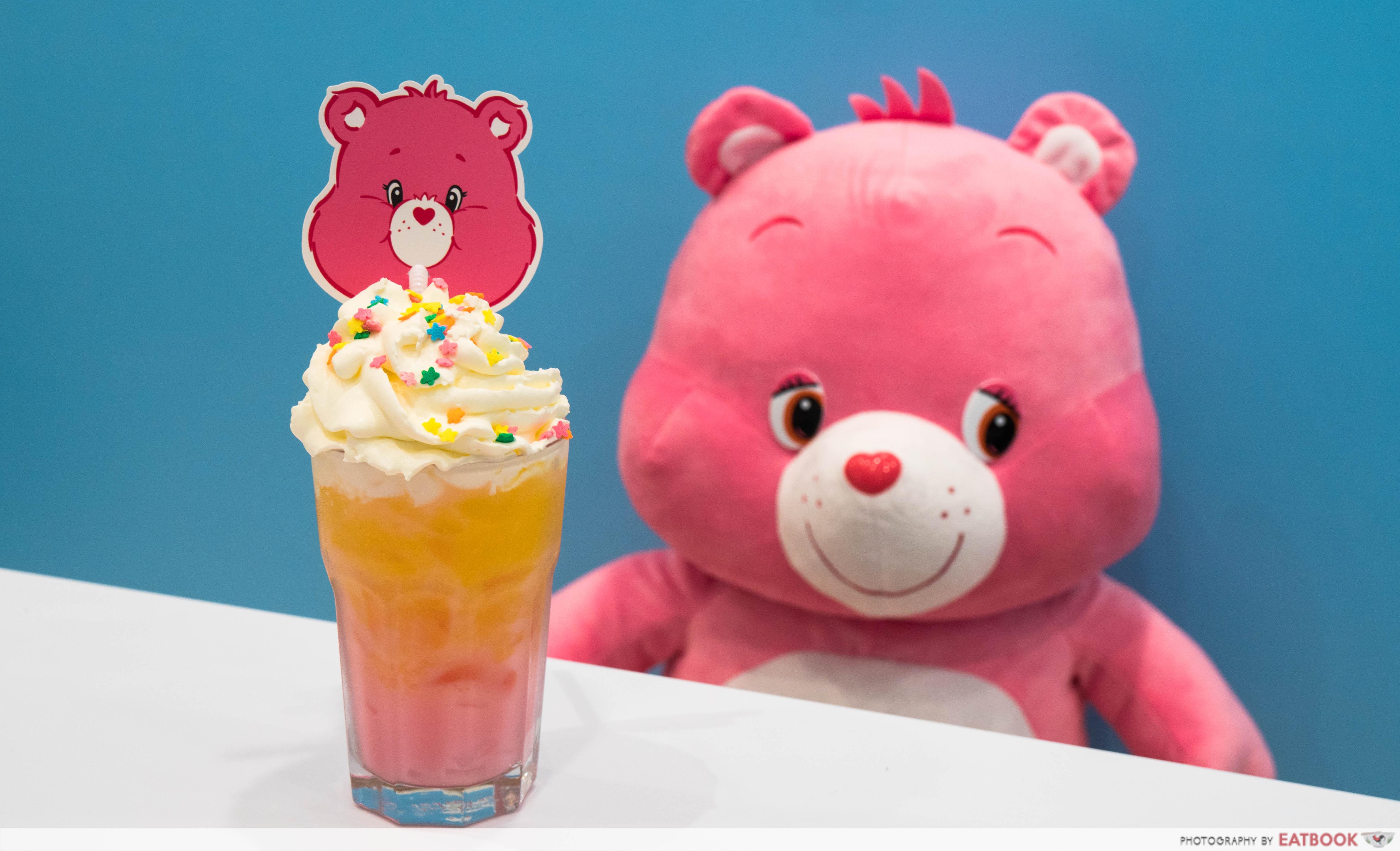 Care Bears Cafe - care bear drink