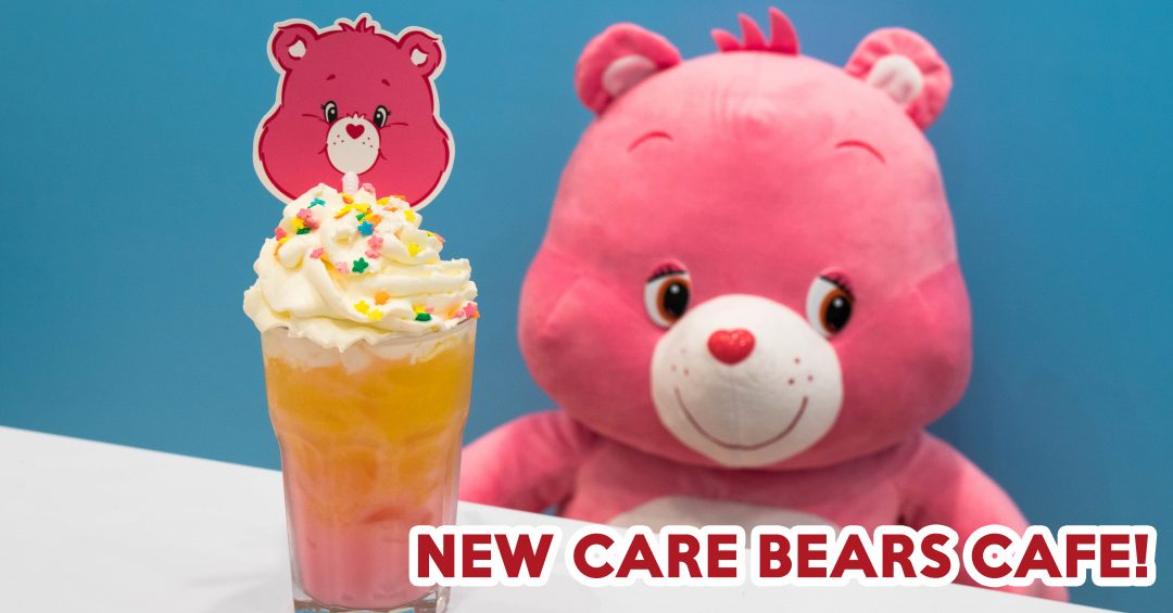 Care Bears Cafe - care bear drink2