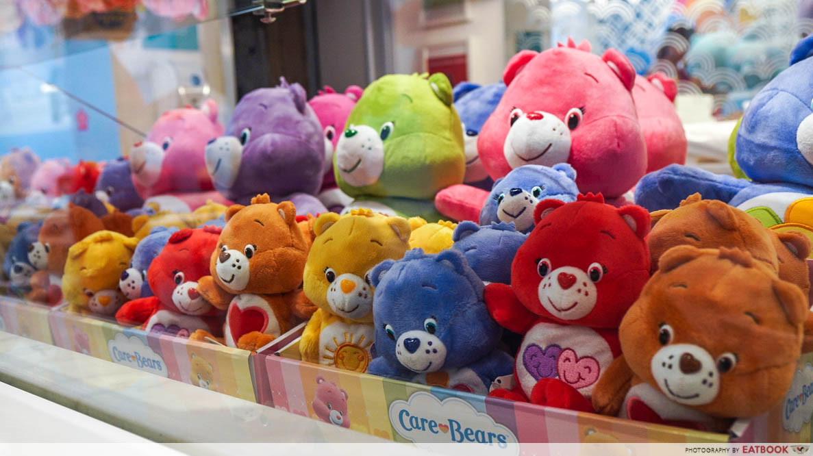 Care Bears Cafe - merchandise