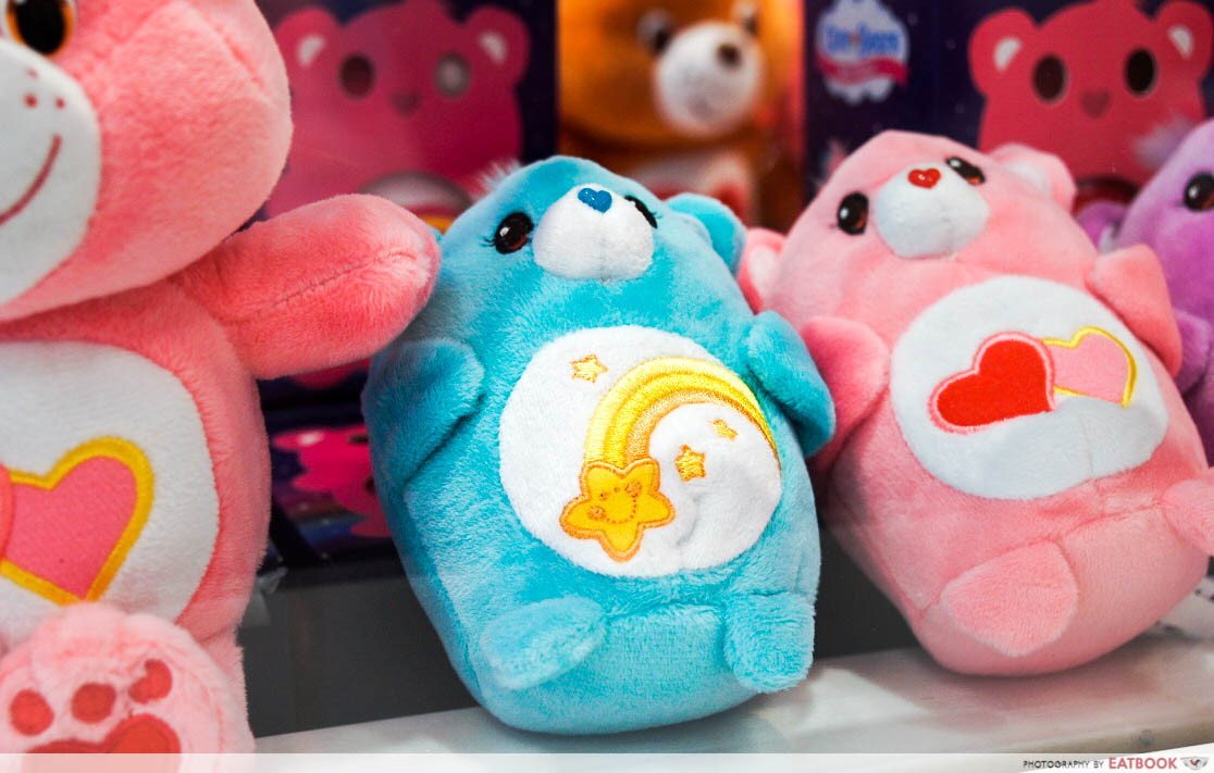 Care Bears Cafe - plushies