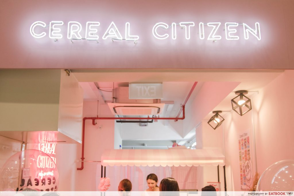 Cereal Citizen- storefront