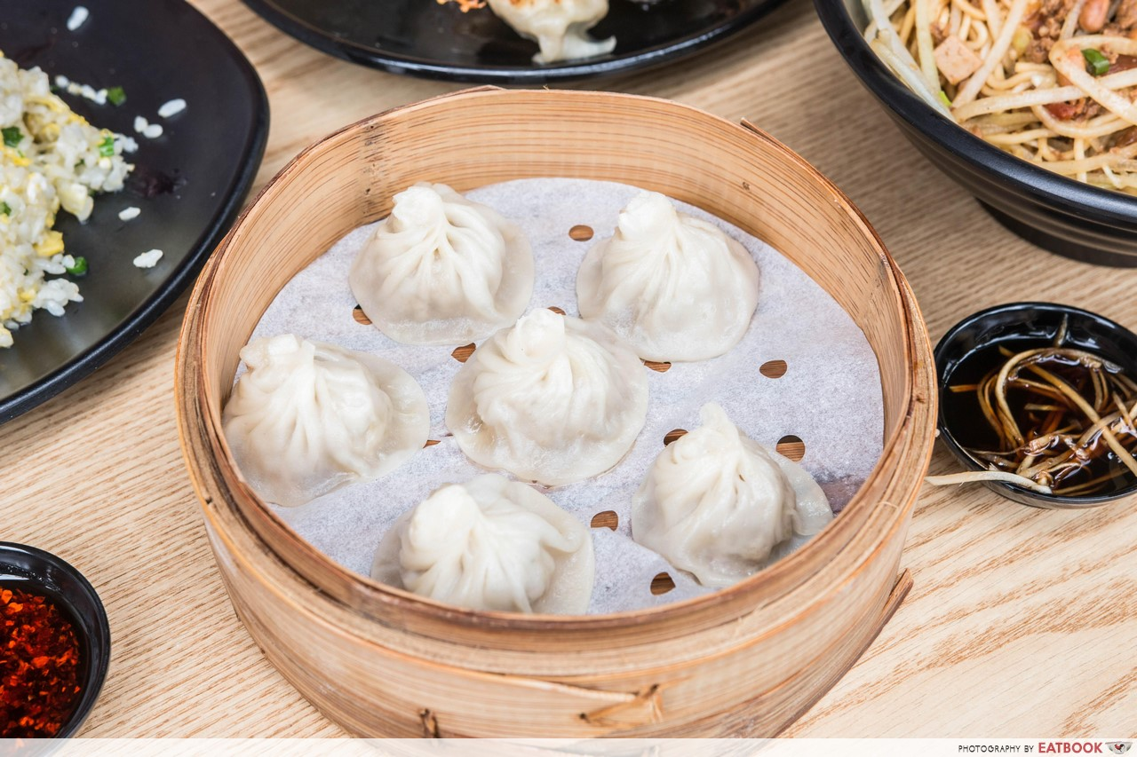 Cheap Xiao Long Bao- Hao Wei Lai