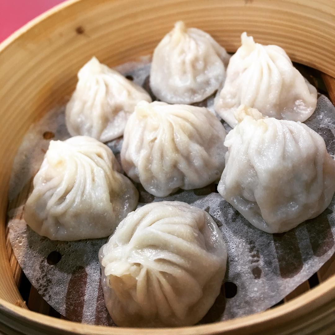 Cheap Xiao Long Bao- Shanghai La Mian XLB