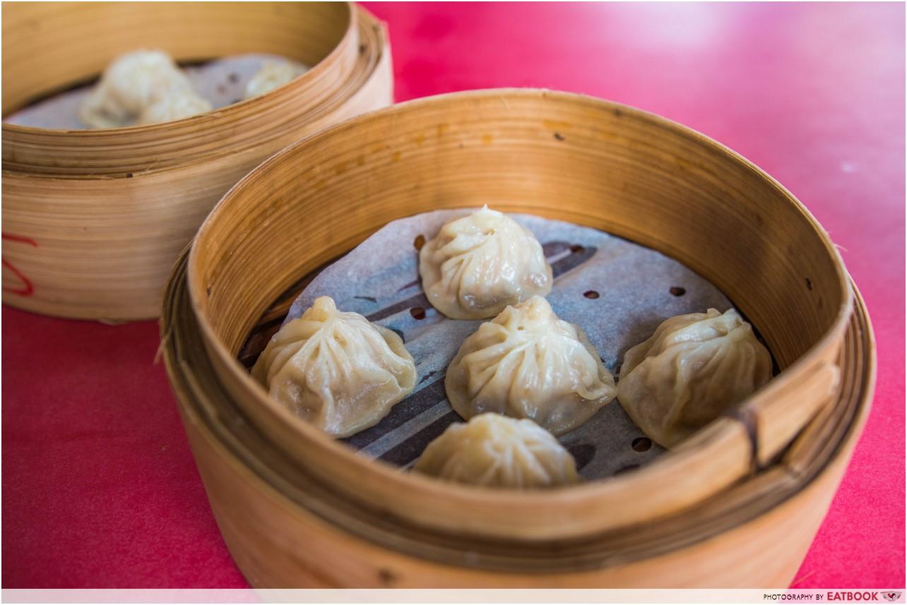 Cheap Xiao Long Bao-Zhong Guo La Mian XLB