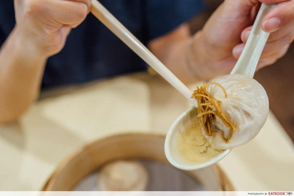Cheap xiao long bao- Supreme Ramen XLB