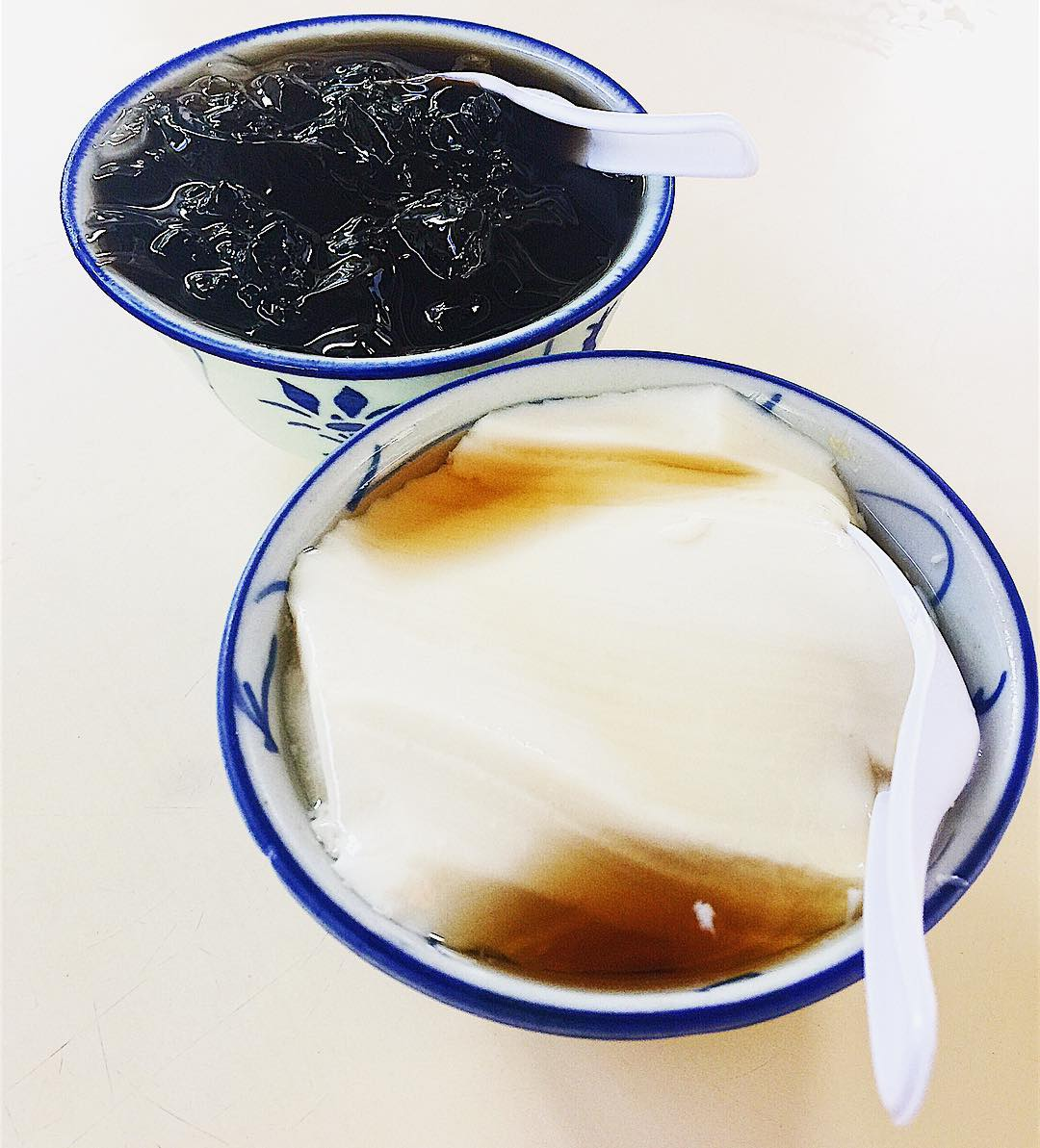 traditional Chinese dessert - tan soon mui-min