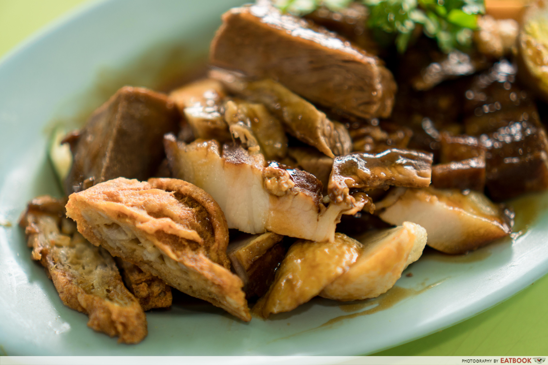 Say Seng Tau Kwa Pau Yam and Pork Belly