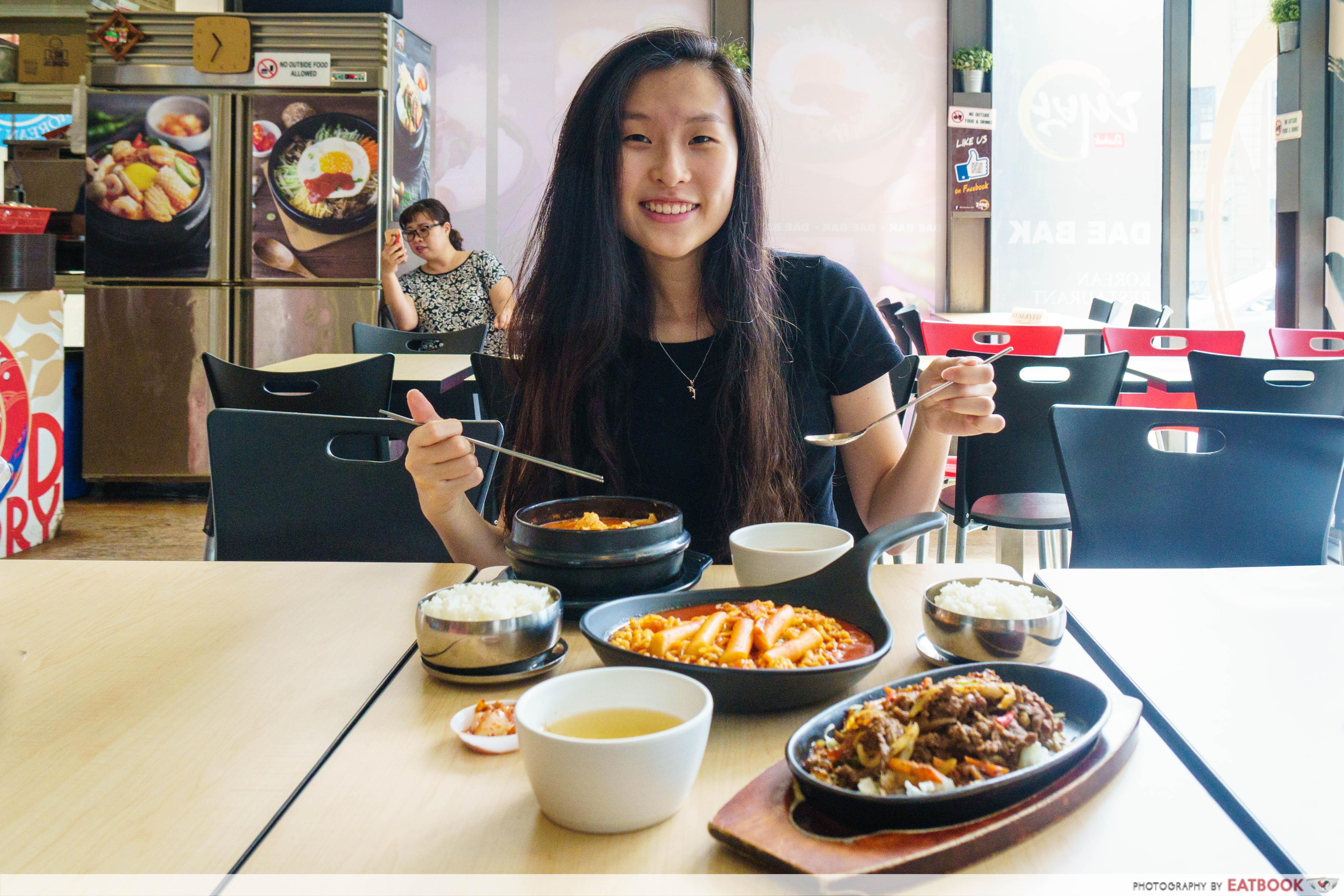 Daebak Korean Restaurant-verdict