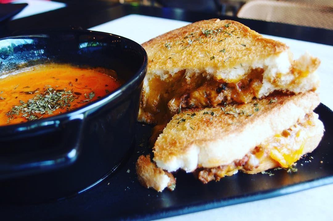 Grilled Cheese Sandwiches - Burp Kitchen & Bar