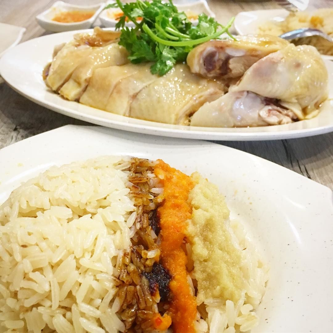 Hillview Food - New Teck Kee Chicken Rice