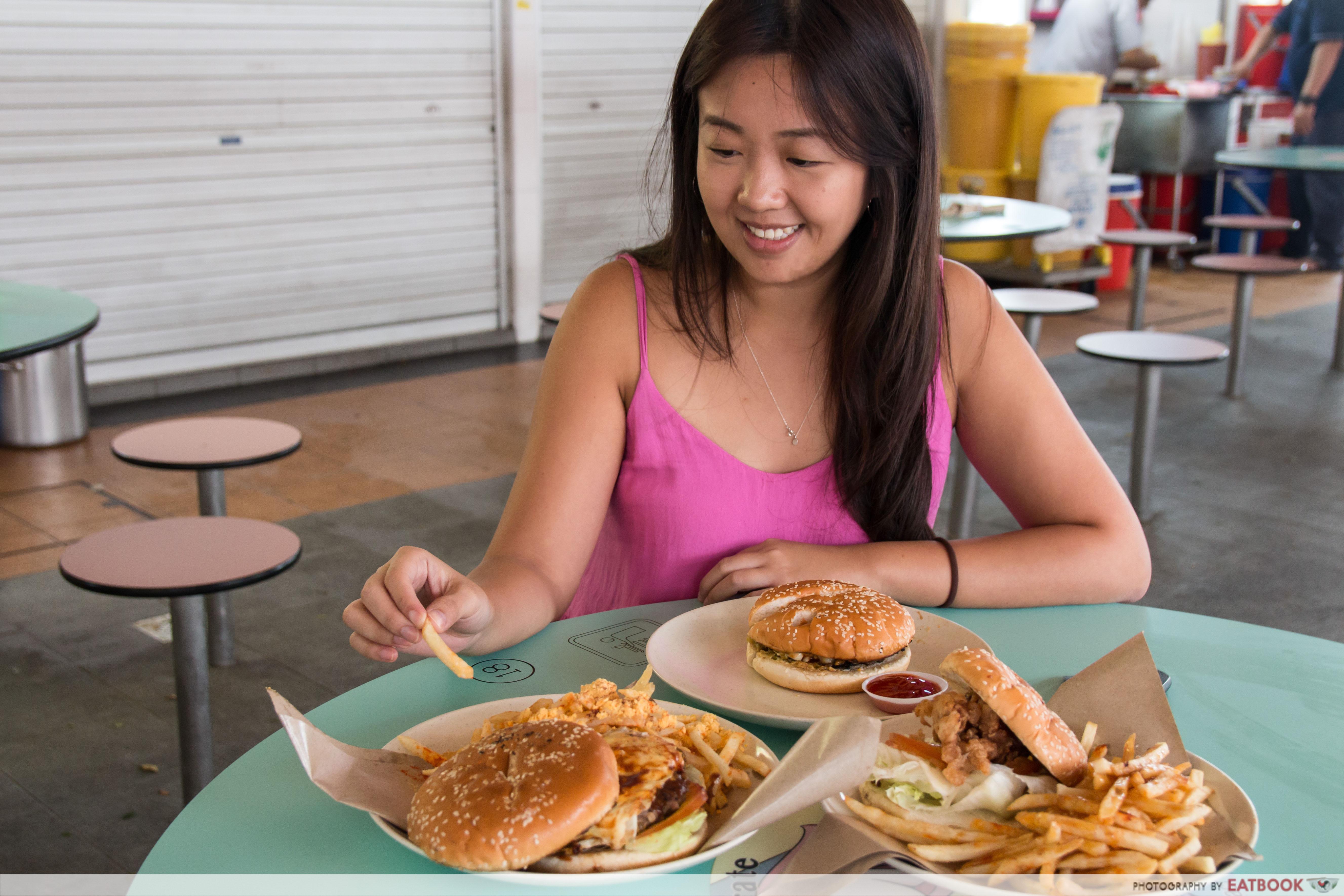 I Love Burger Lah! - Verdict Shot