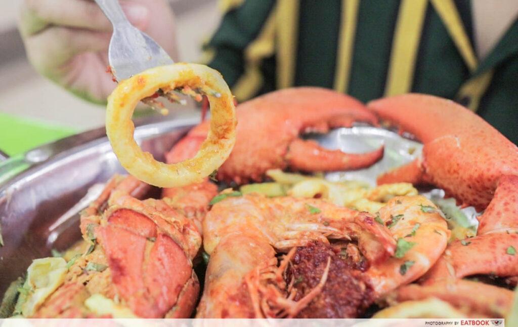 Jenggood Jom Makan - Lakster seafood