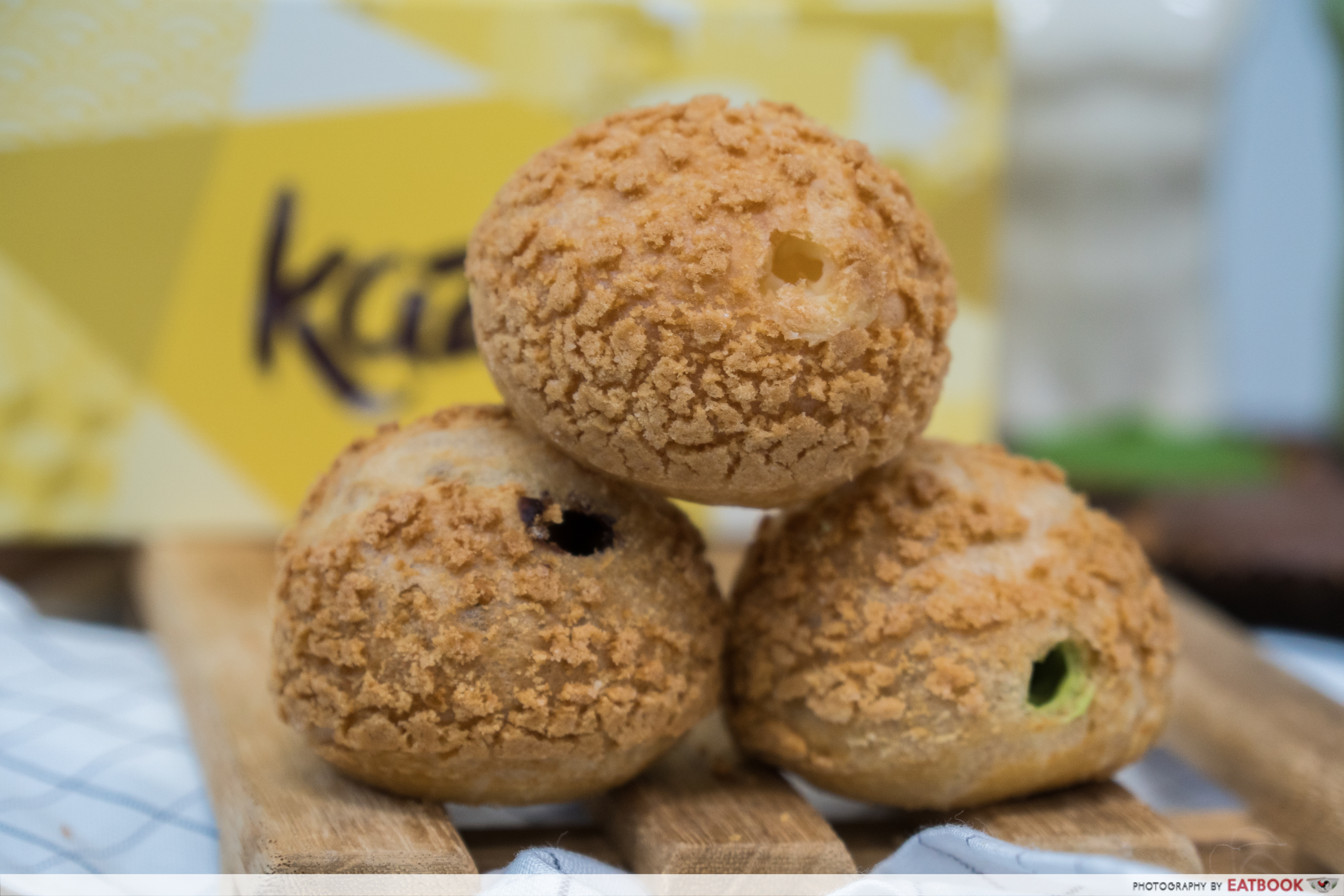 Kazo Cream Puff