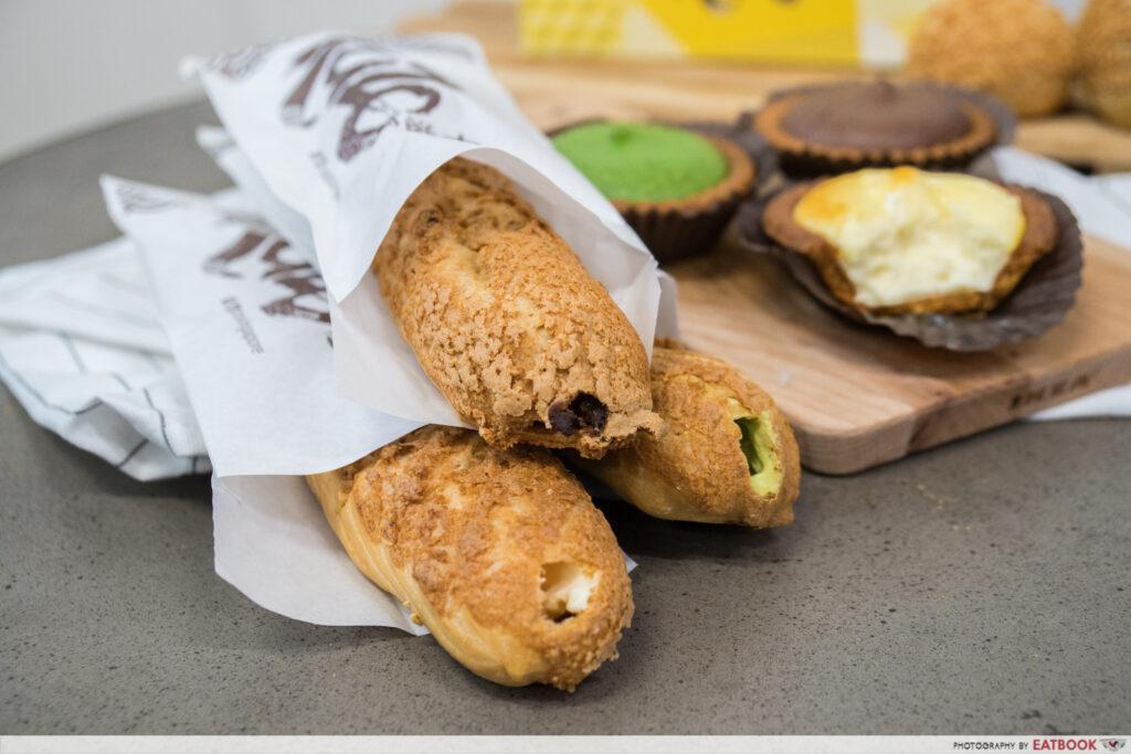 Kazo Singapore cream puffs kazu kazu