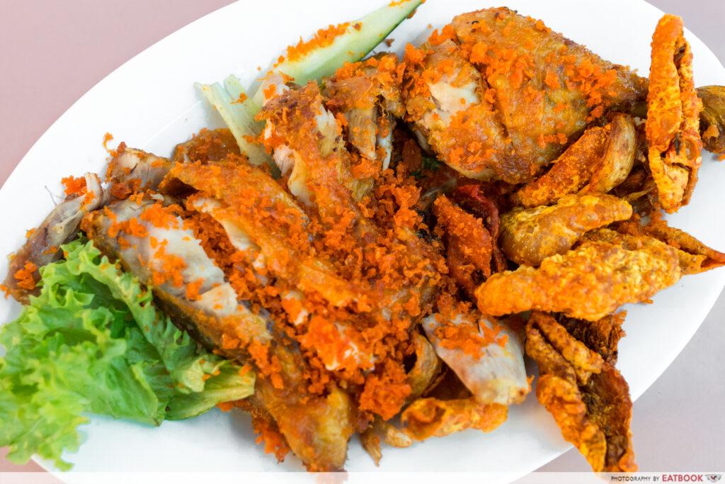 Mat Noh & Rose - Chicken Leg
