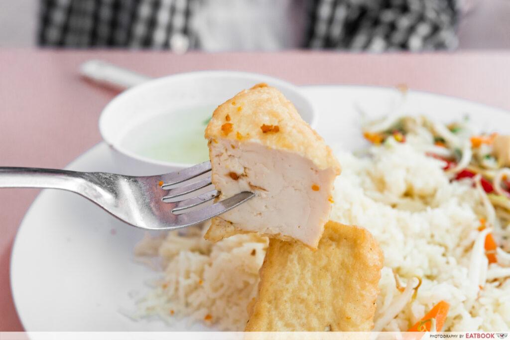 Mat Noh & Rose - Tofu