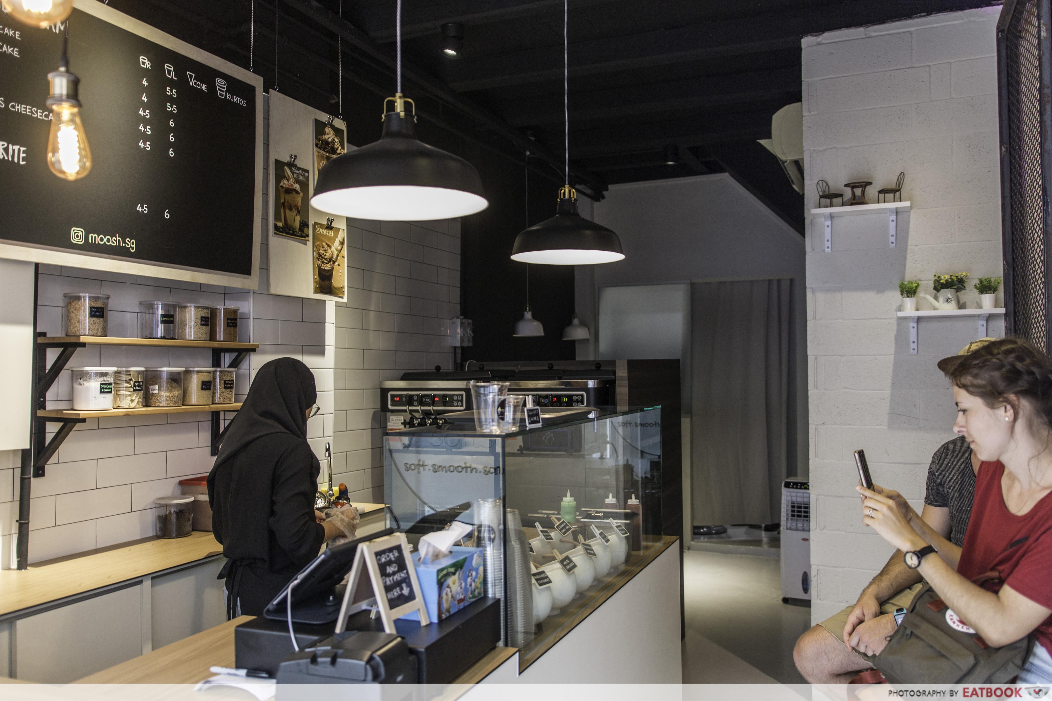 Moosh - Shop ambience