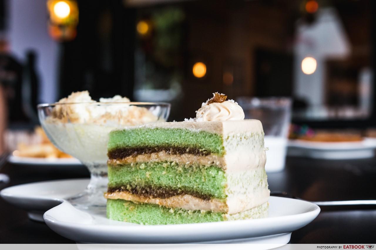 Muugu Fork - Ondeh Ondeh Cake