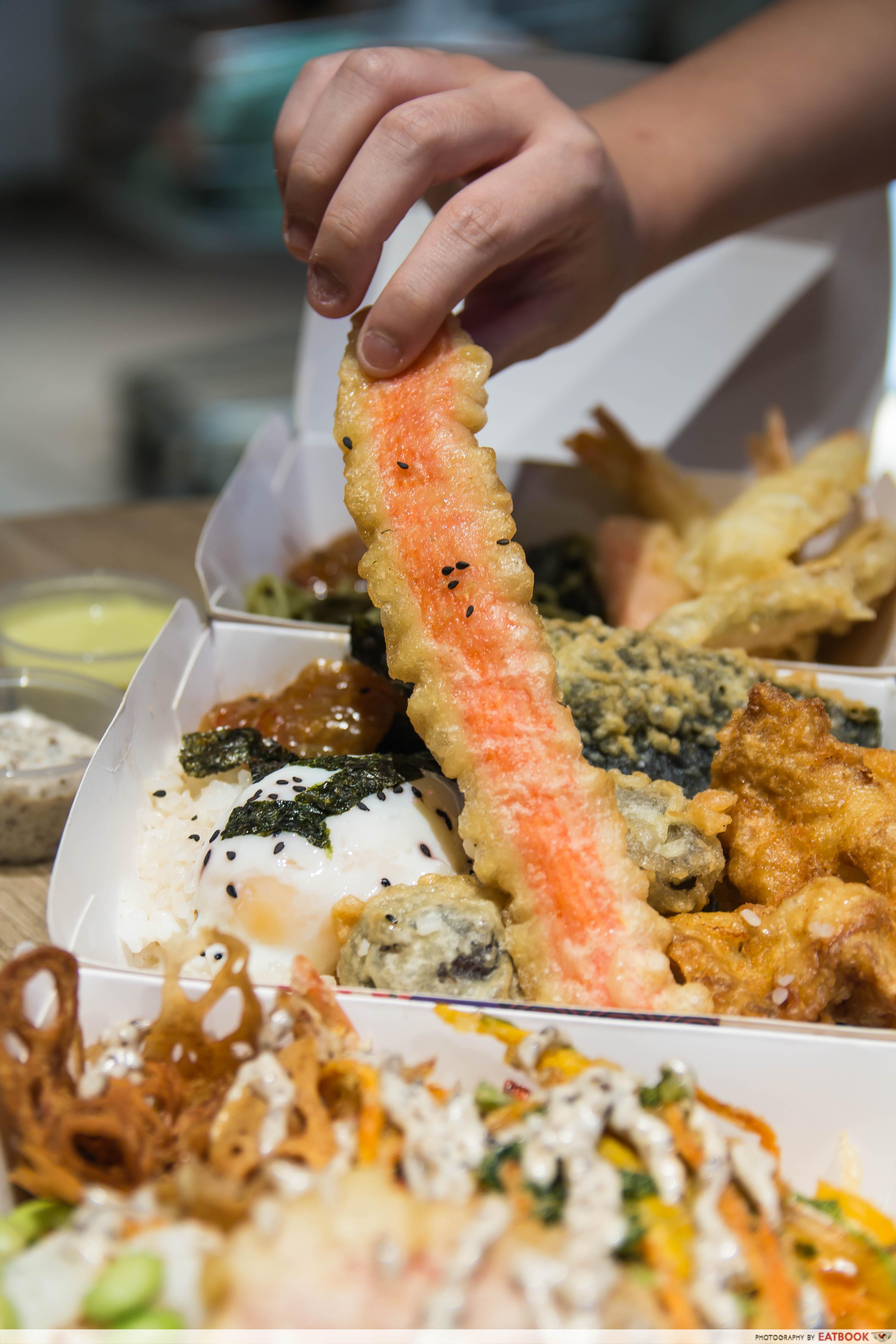 Natsu - Jumbo crab stick