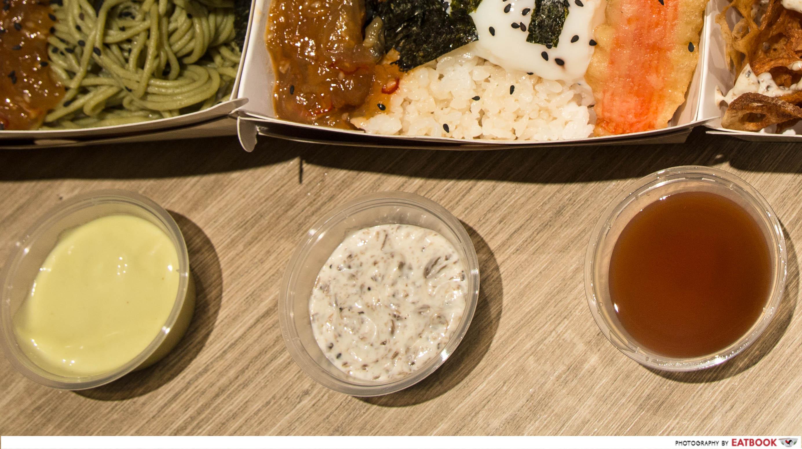 Natsu - Sauces