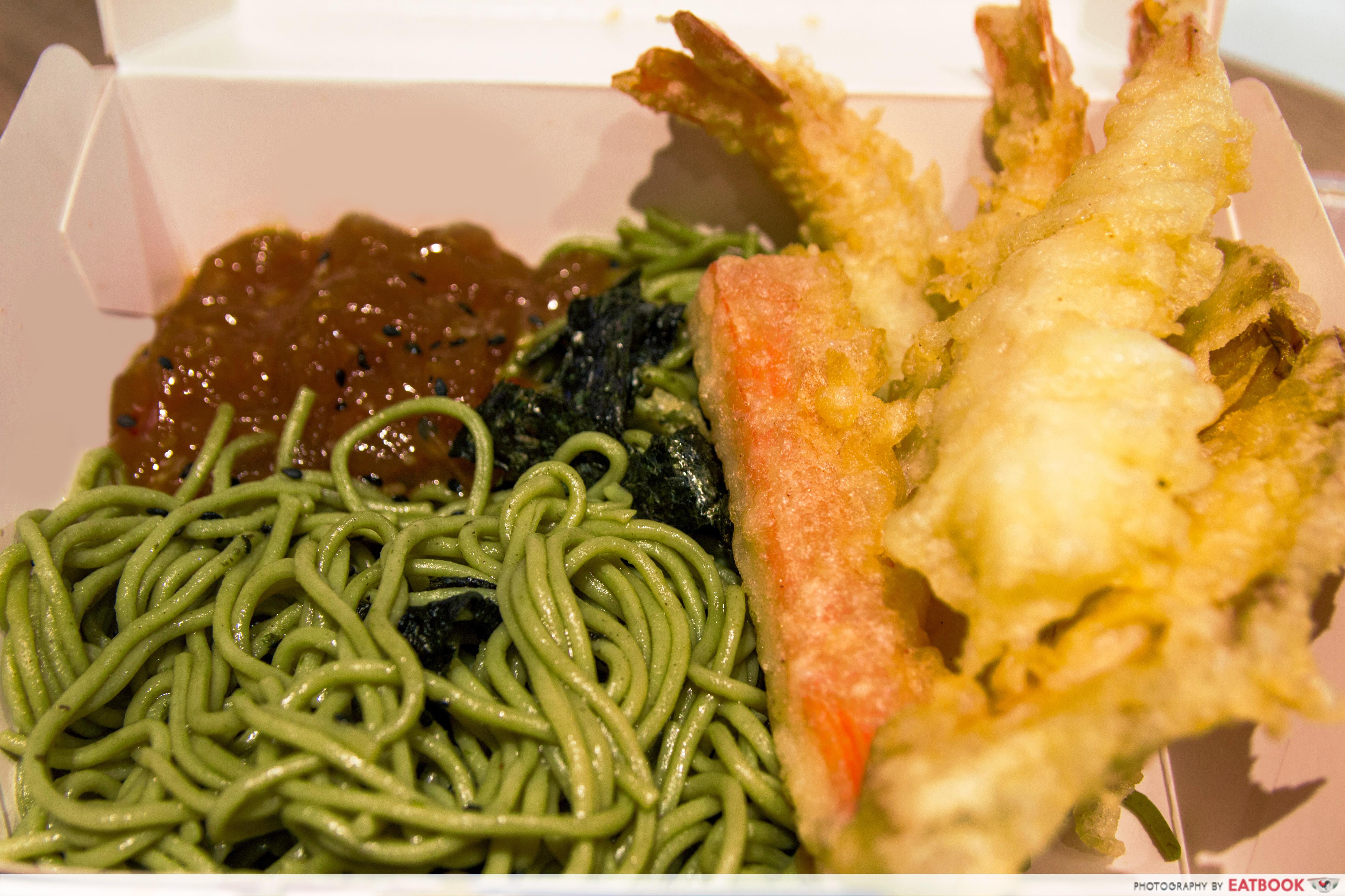 Natsu - Seafood Tendon (1)