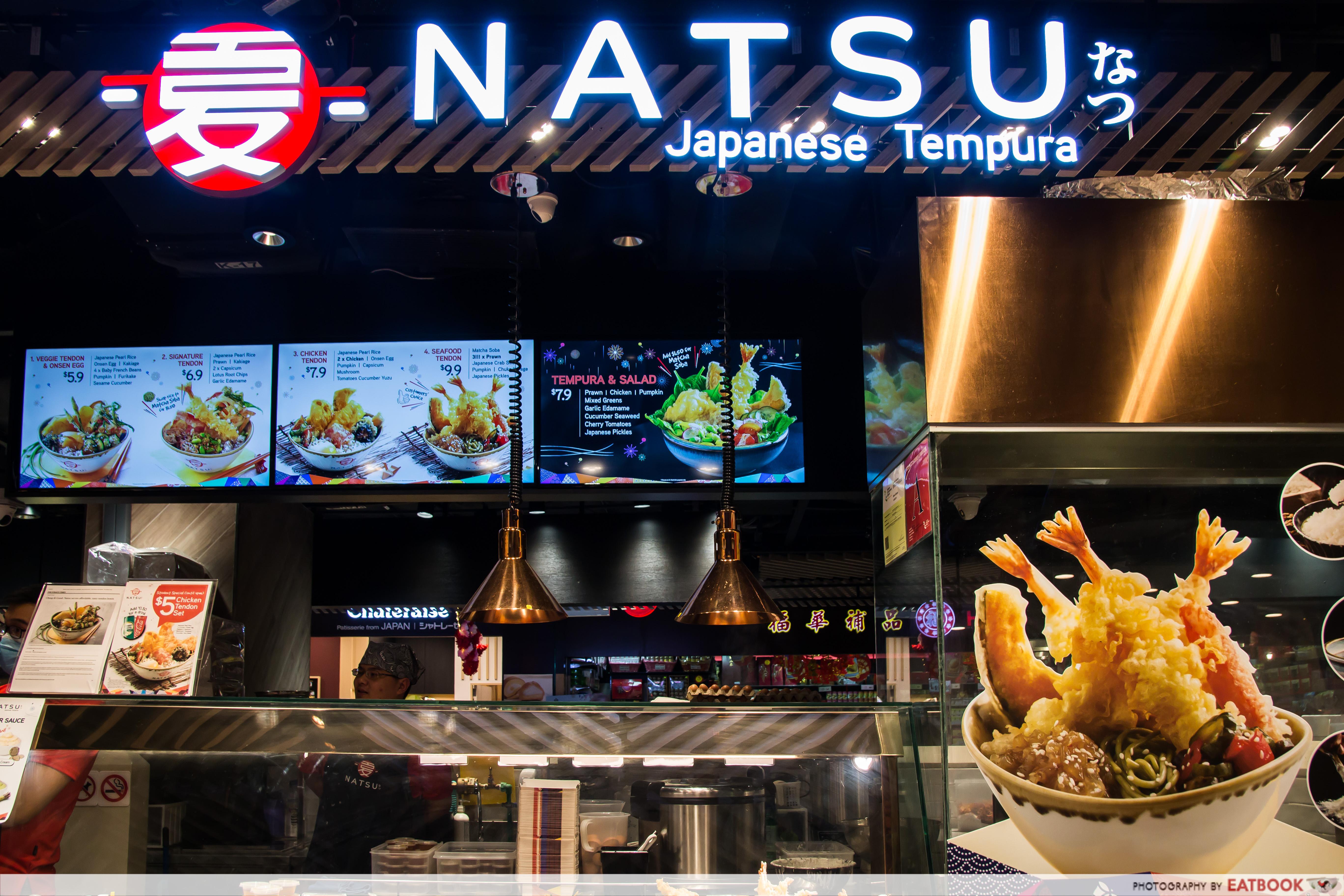 Natsu - Storefront