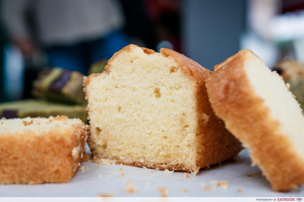 Nicher Pound Cakes - Orange