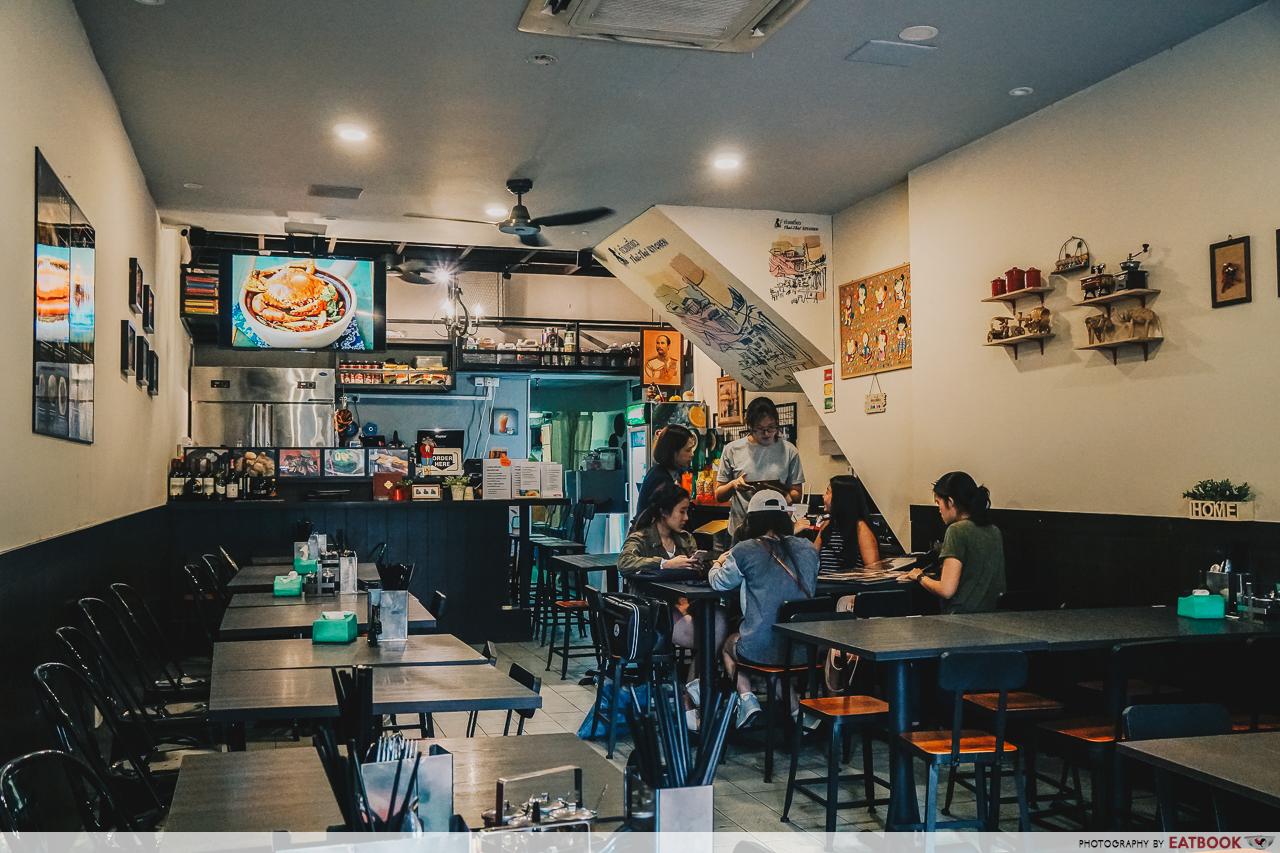 Noodle Thai Thai Kitchen - Ambience