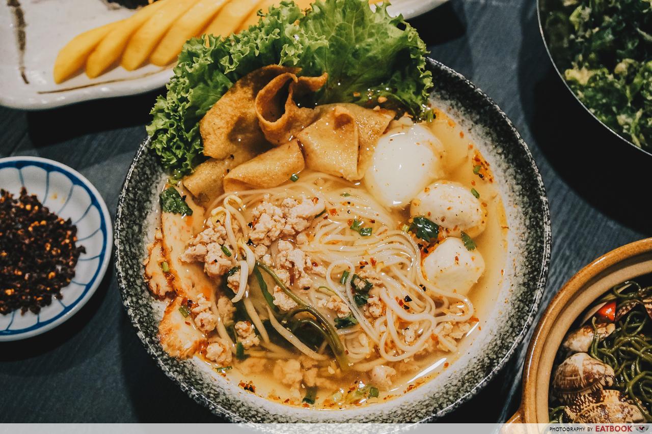 Noodle Thai Thai Kitchen - Spicy Thai Thai Noodle