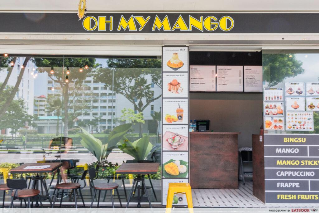 OH MY MANGO - Shopfront
