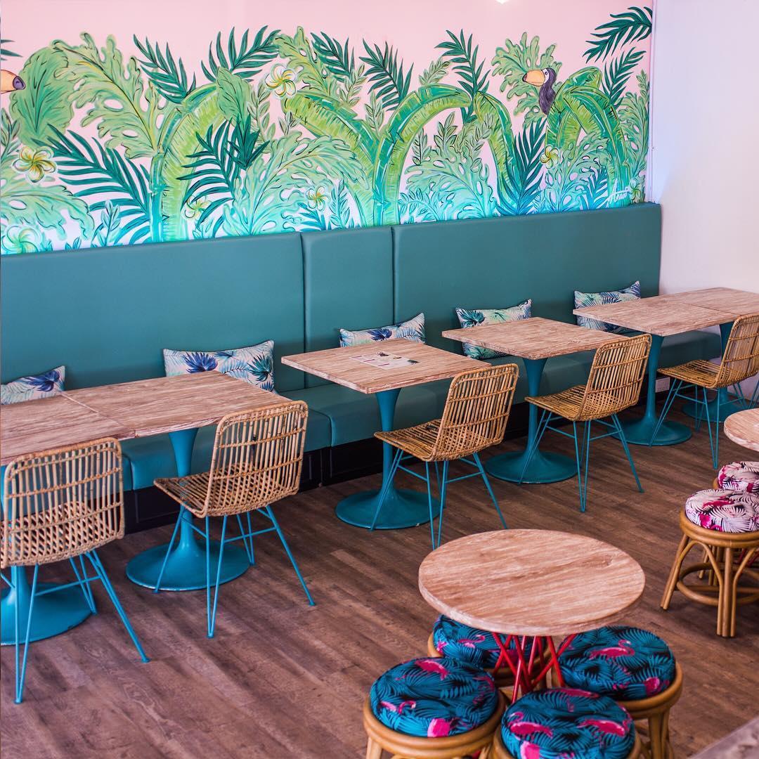 Romantic Cafes - Beriwell