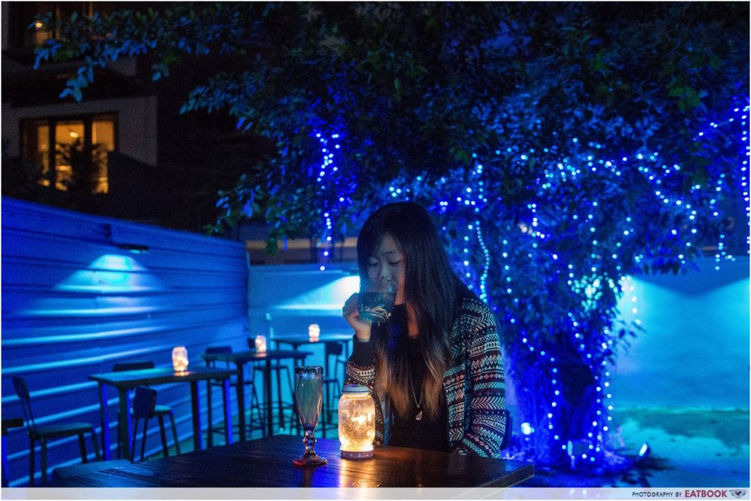 Romantic Cafes - Blue Willow