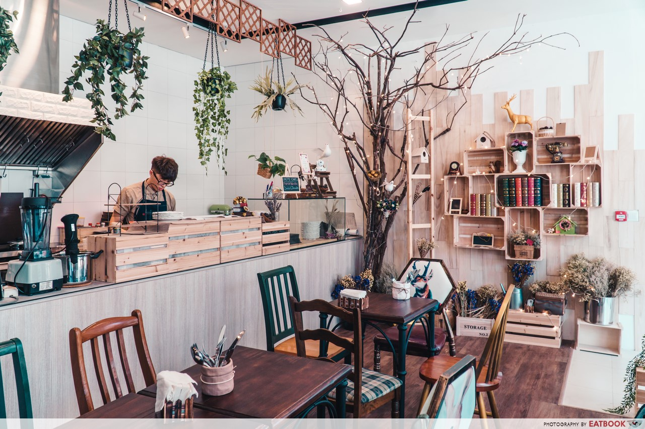 Romantic Cafes - Enchanted Cafe