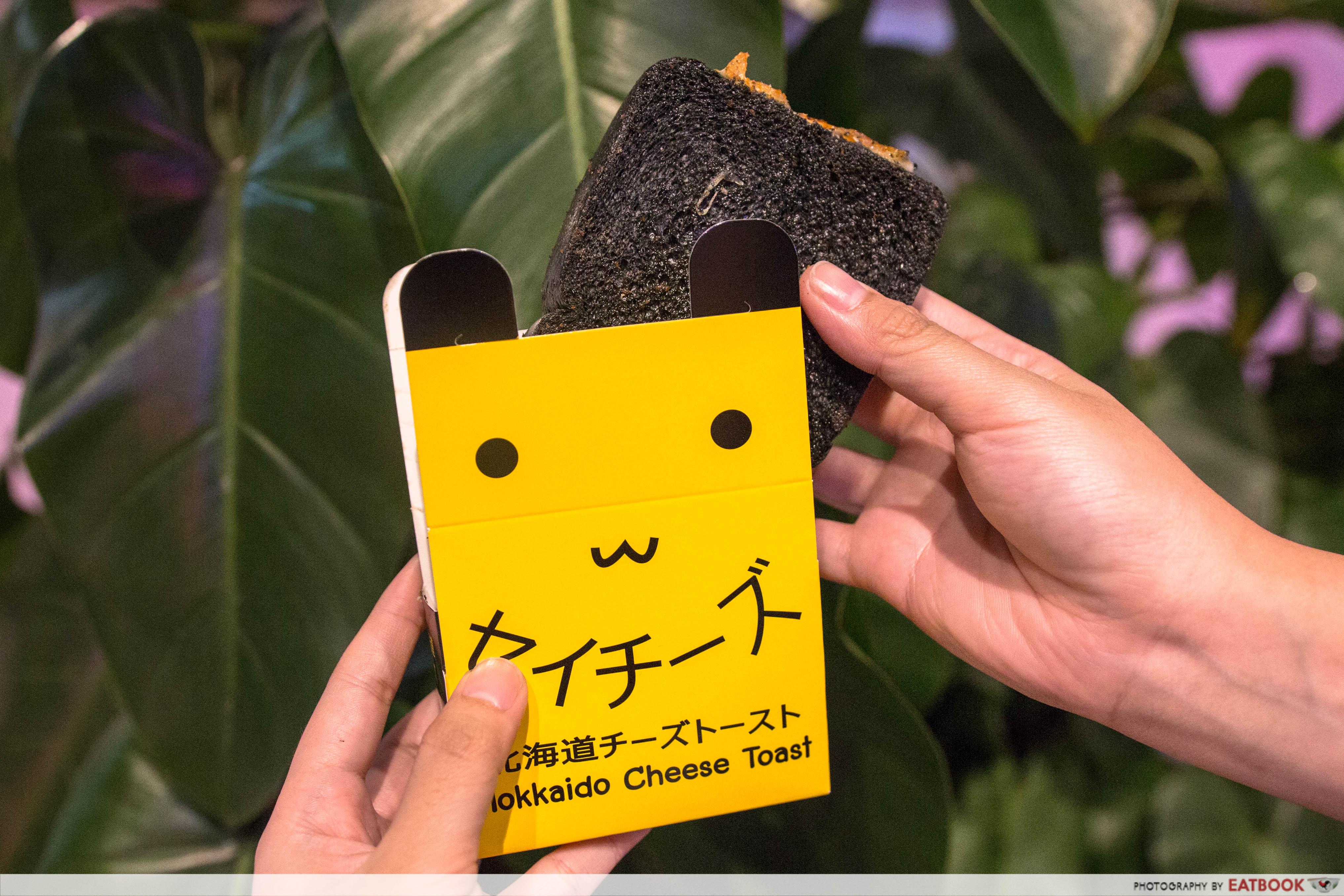 Say Chiizu - Charcoal Toast