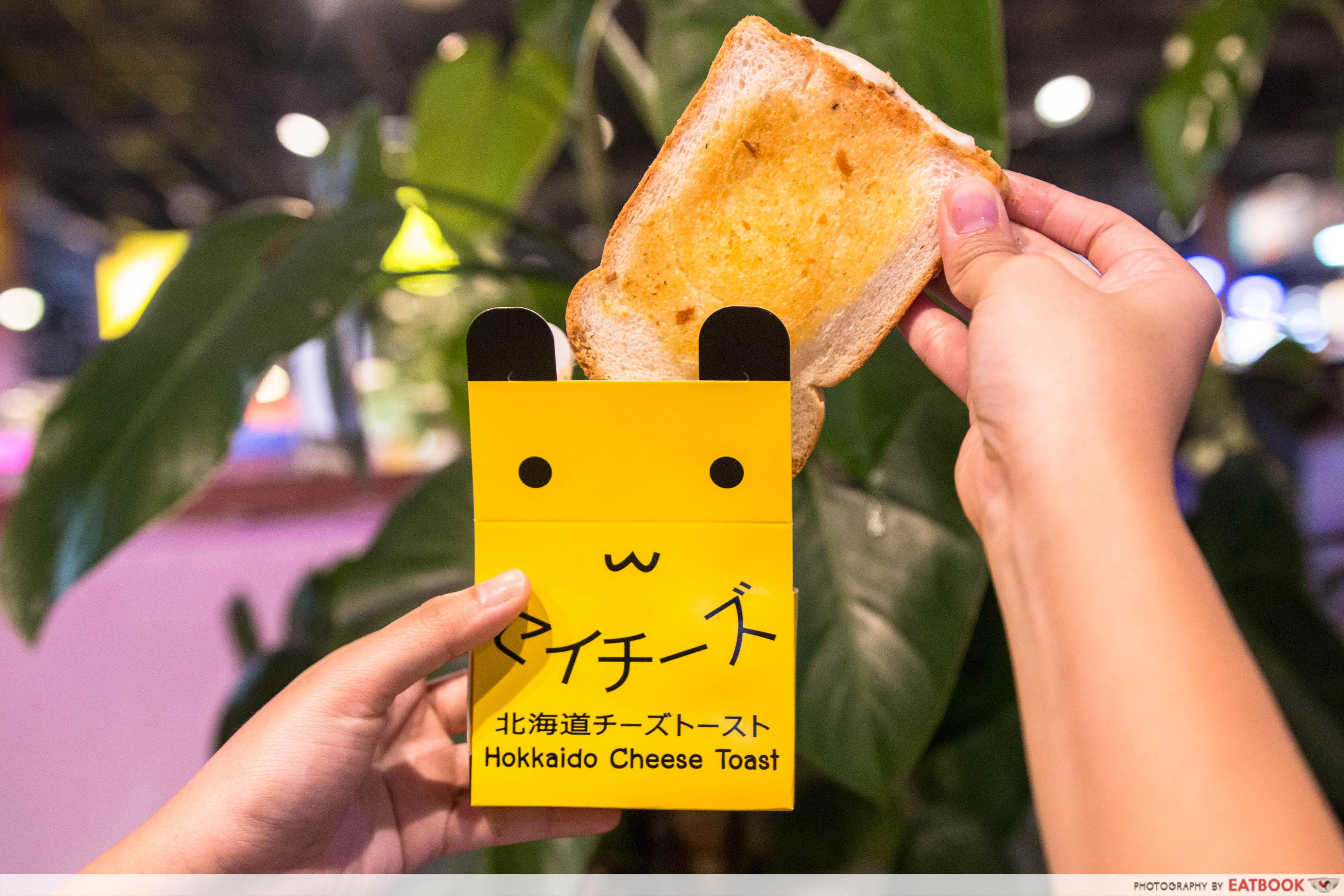 Say Chiizu - Original Toast