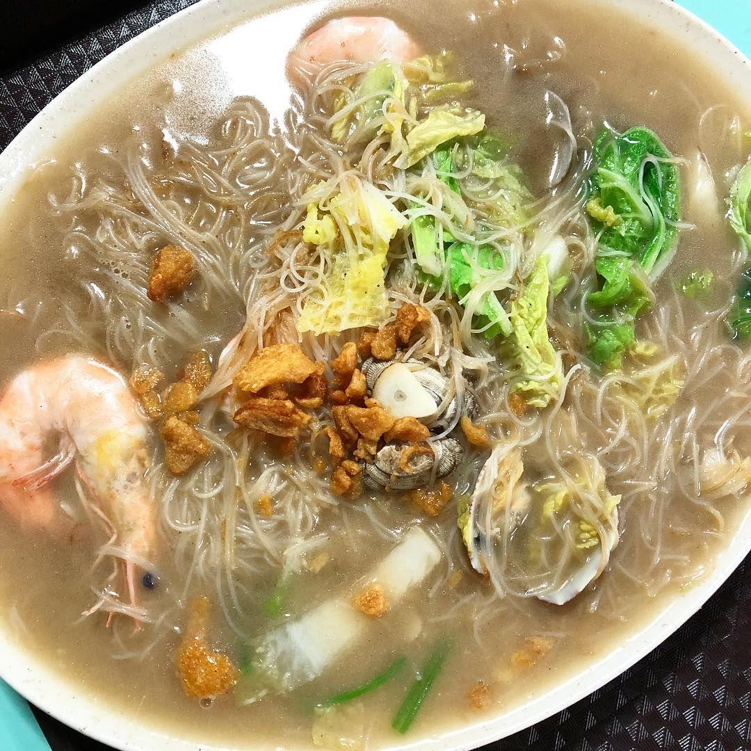 Seafood White Bee Hoon - East Seafood White Mee Hoon