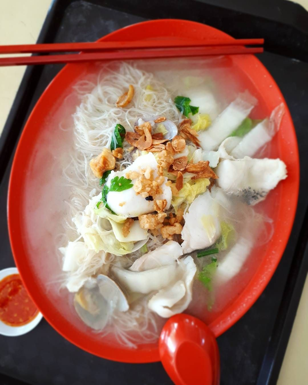 Seafood White Bee Hoon - Prosperity Seafood White Bee Hoon