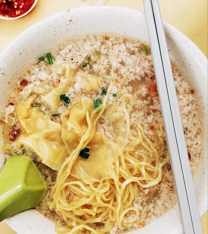 Soup Bak Chor Mee - 58 Minced Meat Mee