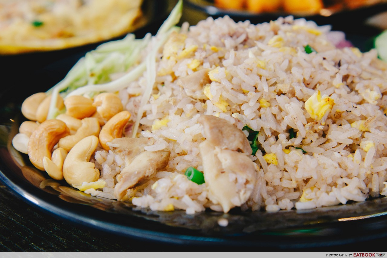 Time for Thai - Olive Fried Rice